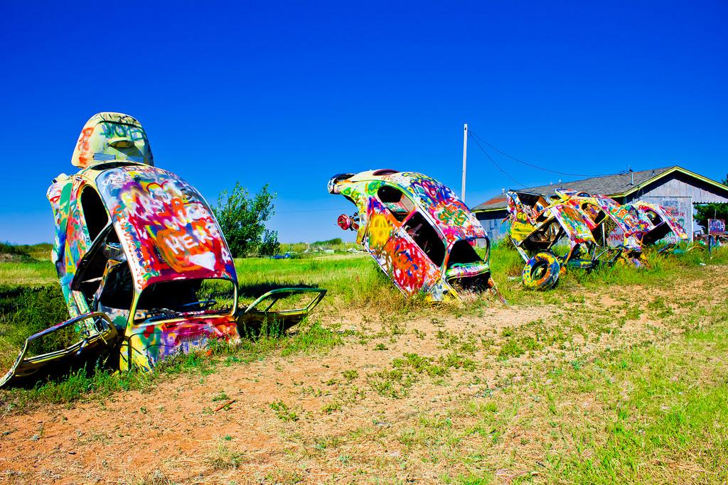 Slug Bug Ranch. Photo by Jennifer Kirkland