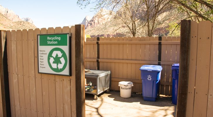 How To Find Recycling Centers When You're RVing
