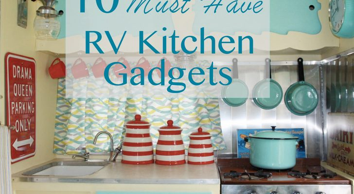 RV Kitchen Gadgets