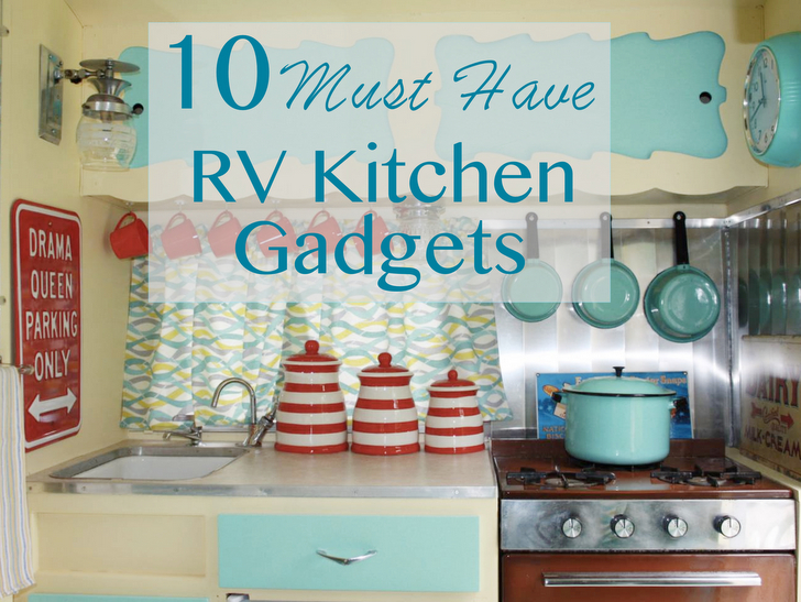10 best products for cooking in rv kitchens Best kitchen gadgets