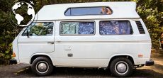 This Millionaire Gave His Money Away To Travel In A Campervan