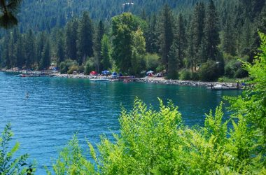 The 15 Best Campgrounds In The U.S. To Cool Off By The Lake
