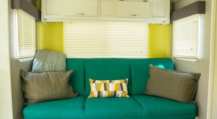 6 Simple Ways To Make Your RV Feel More Like Home