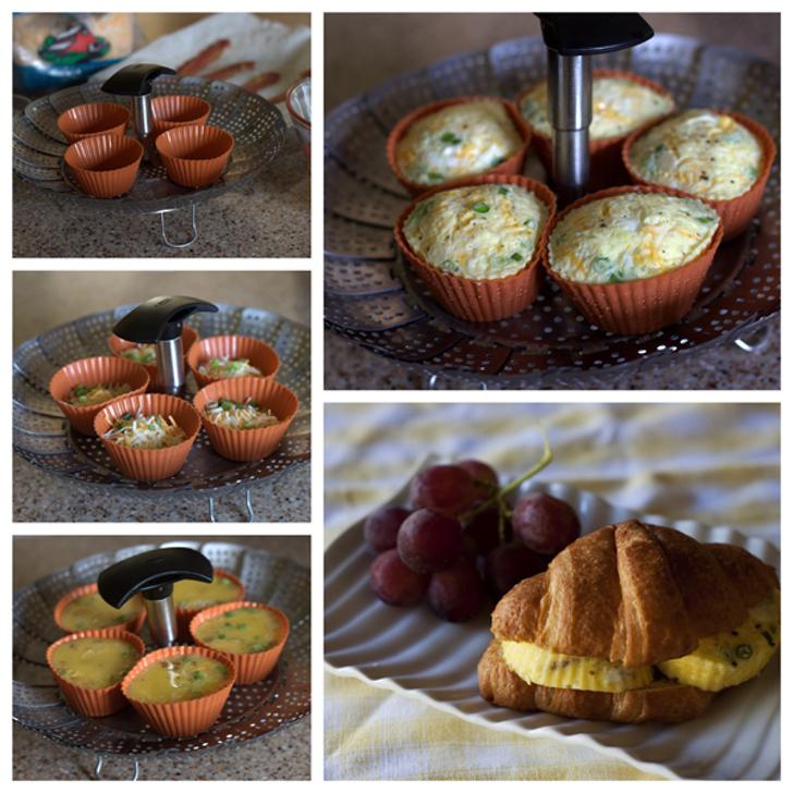 pressure cooker breakfasts
