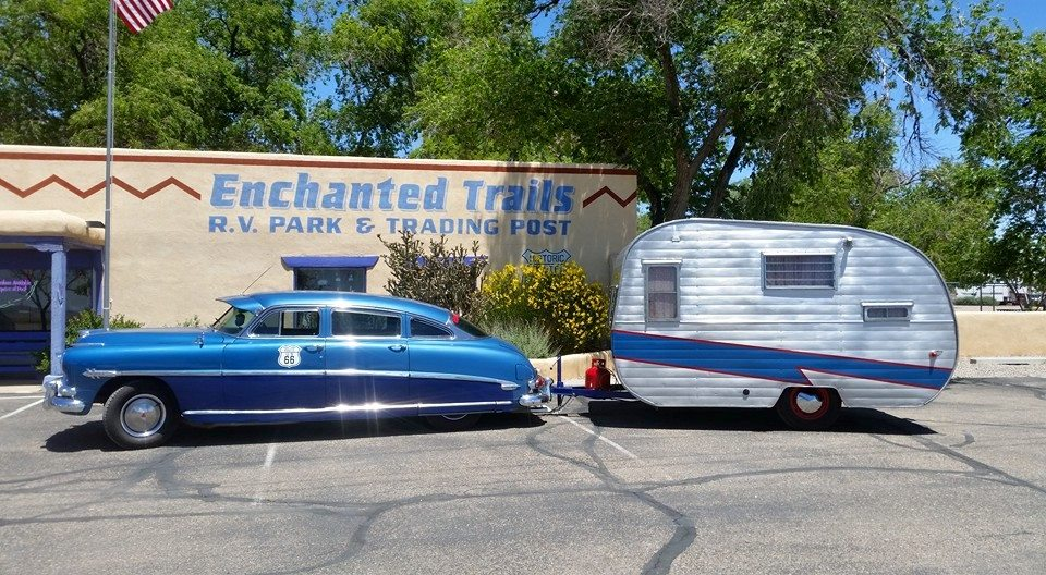 vintage trailer campgrounds