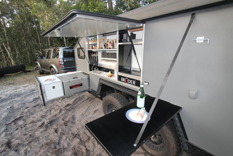 off-road trailer