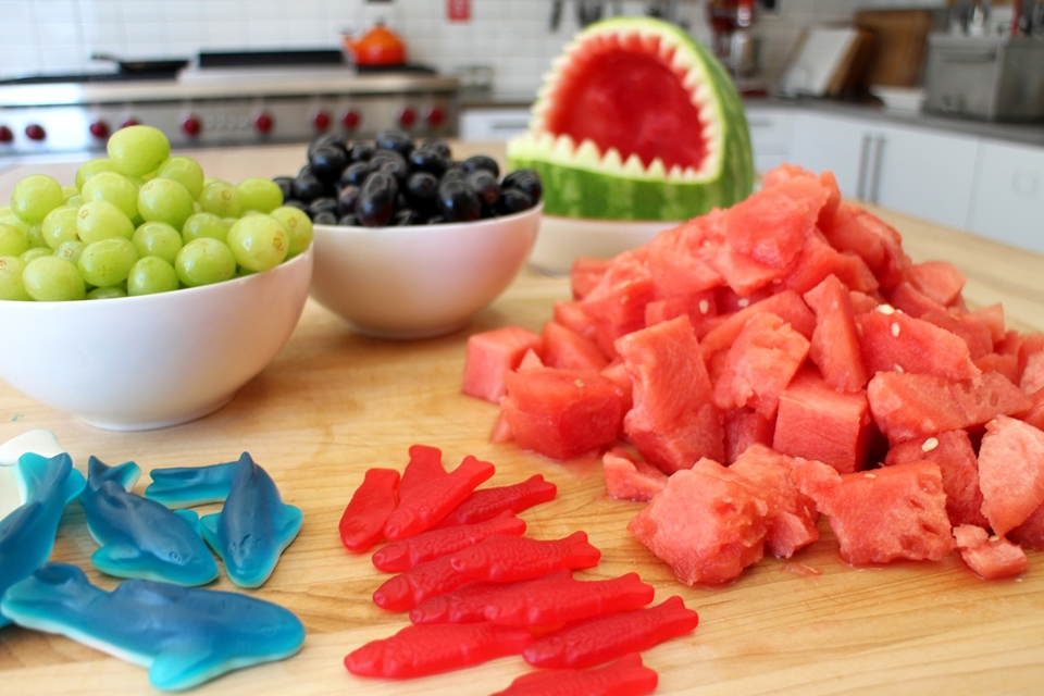 watermelon sharks