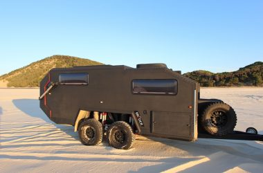 A Sneak Peek Inside Bruder EXP-6 Off-Road Campers