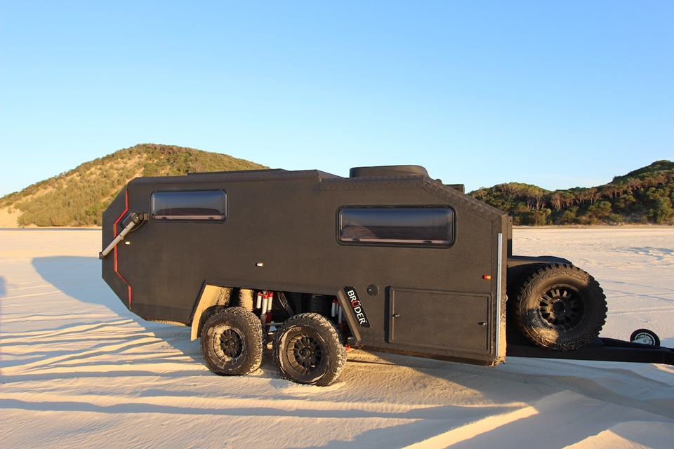 Bruderx Exp 6 Off Road Campers Photo Amp Video Tour