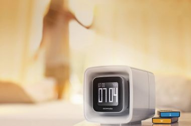 6 Unique Alarm Clocks That Will Get You Up & Ready To Hit The Road
