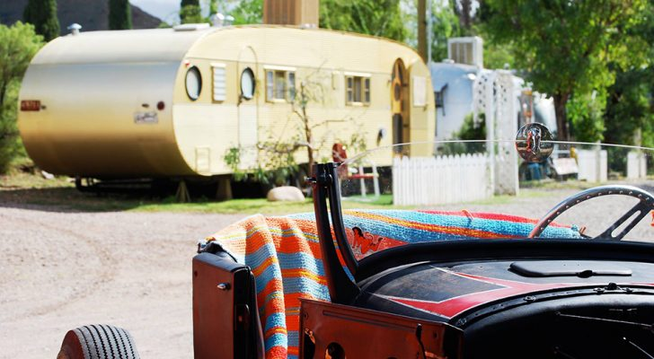 7 Vintage Trailer Campgrounds That Will Take You Back In Time