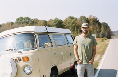 This Professional Baseball Player Lives In A Van During The Off-Season