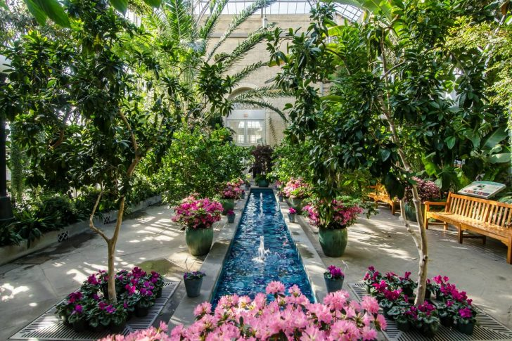 3. United States Botanic Garden, Washington, DC