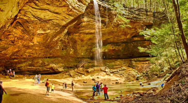 The 10 Best State Parks In Ohio For Camping