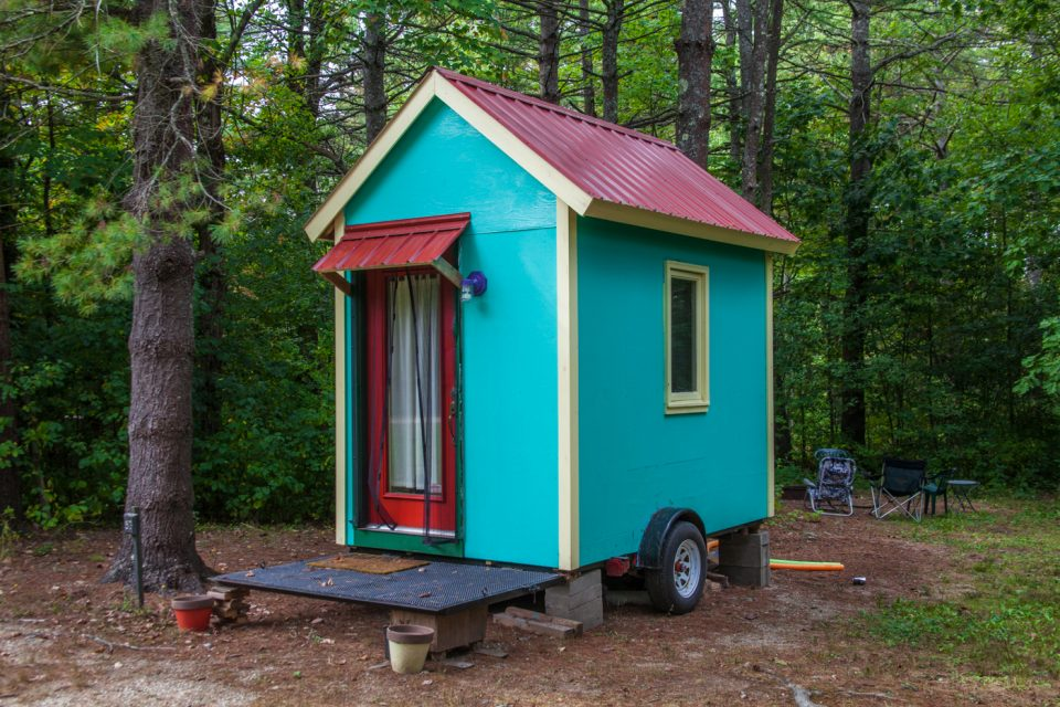 tiny houses are more difficult to finance
