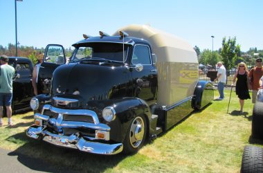 This 1954 Chevrolet COE Tourliner Is A Custom Masterpiece