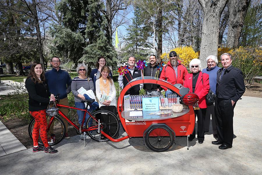 bike library