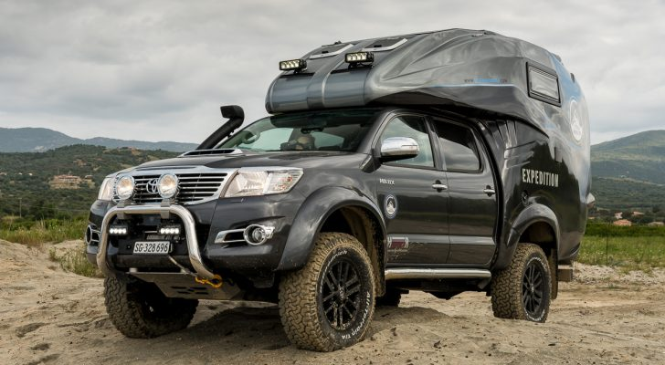 This Expedition Vehicle Is Every Off-Road Enthusiast's Dream