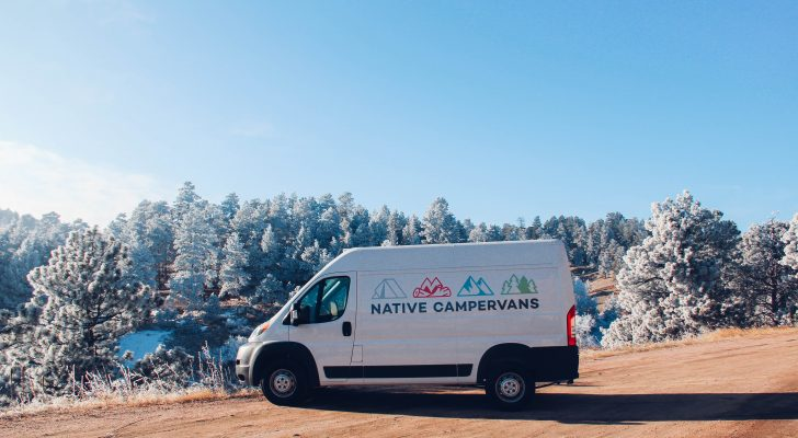 See The Colorado Rocky Mountains & Beyond In These Campervan Rentals