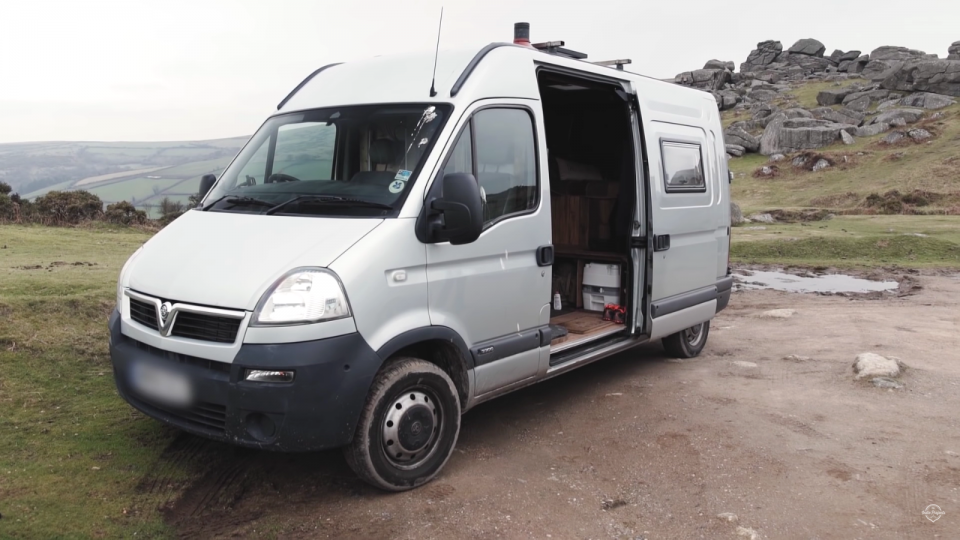self build van