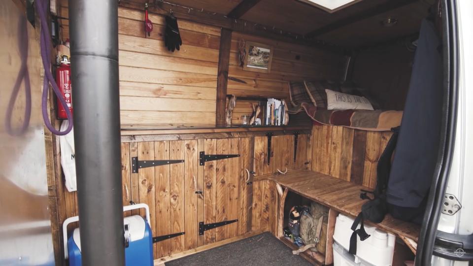 self build van