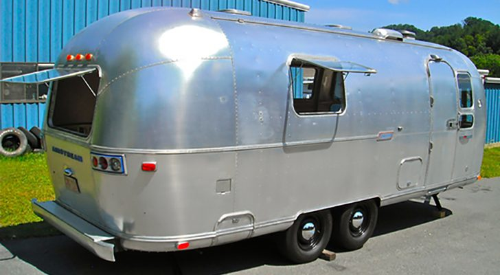 Vintage Campers Get A New Life At Mabel Studios