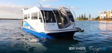 Escape II: The Towable Houseboat Of Our Dreams