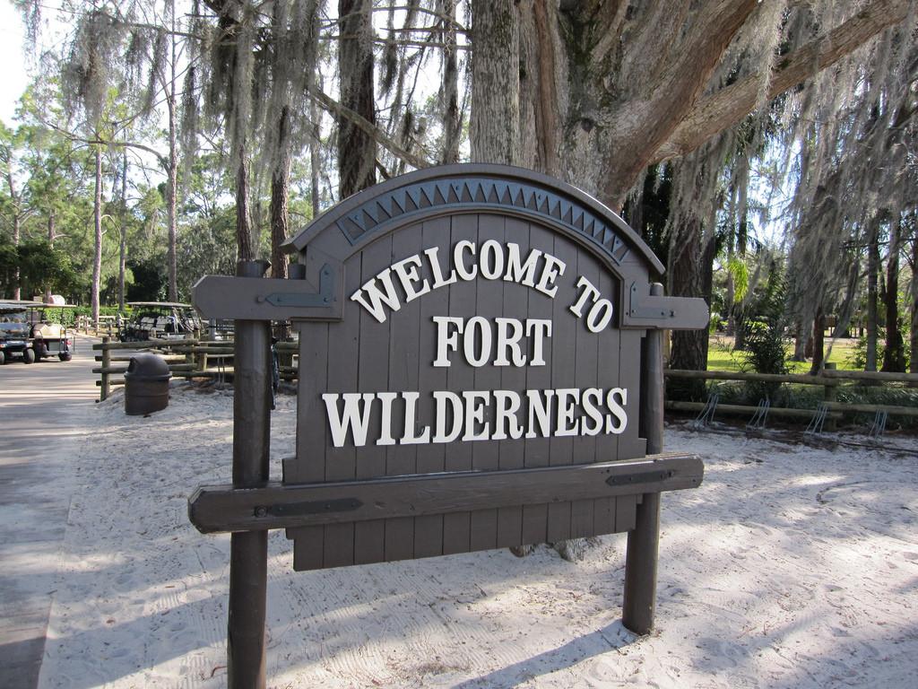 Disney Fort Wilderness