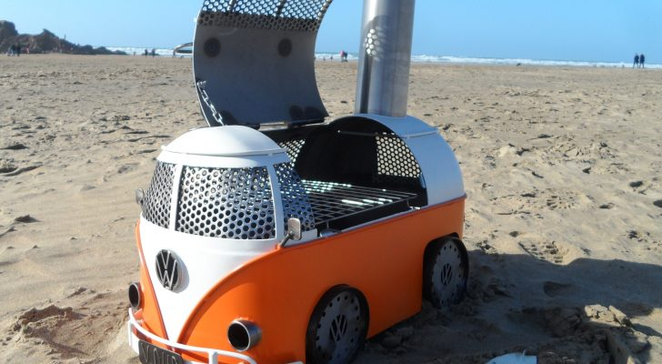 These BBQ Grills & Burners Are A Volkswagen Lover's Dream