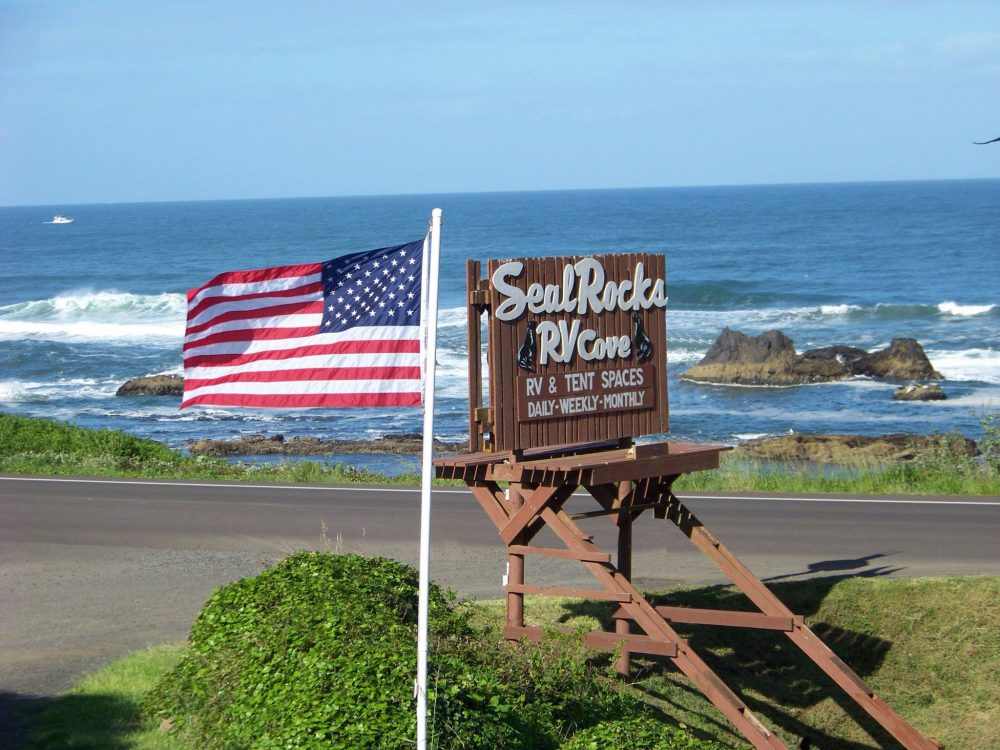 8 Scenic Campgrounds With Pacific Ocean Views