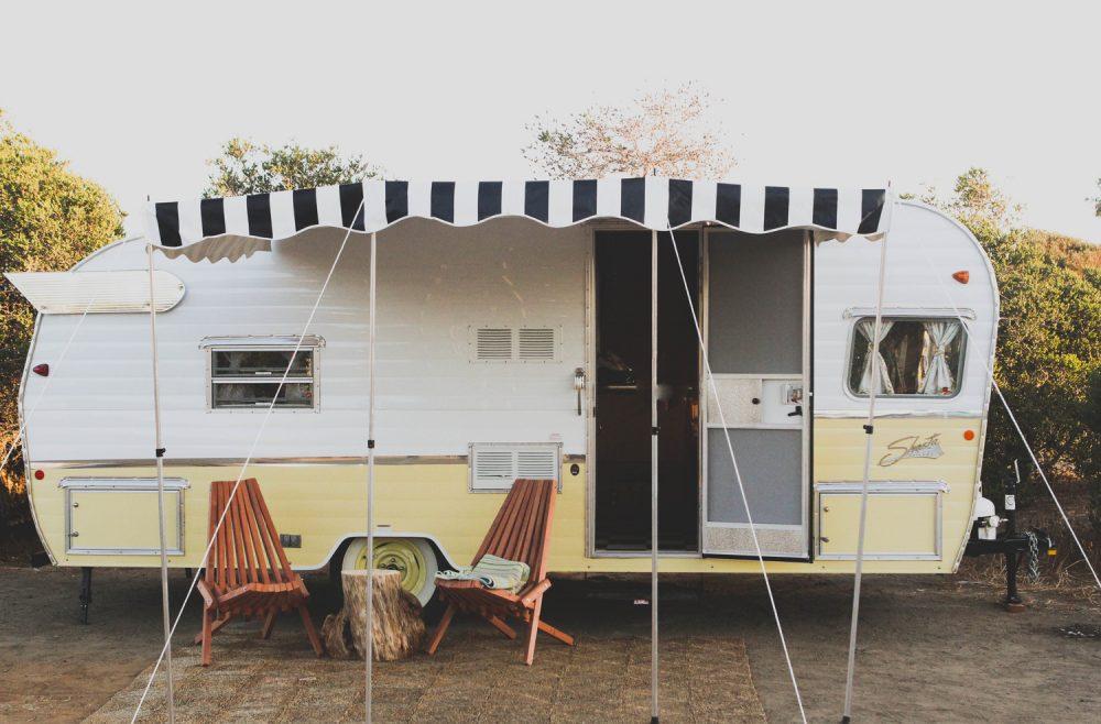 vintage trailers California