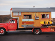 A Look Inside This Pro Snowboarder's Converted 1953 GMC Fire Truck