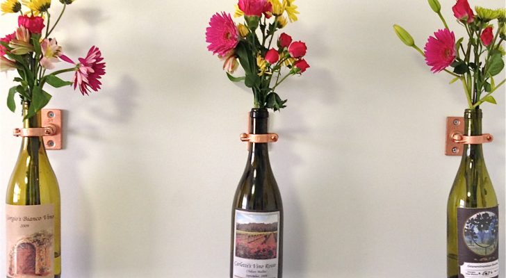 5 Simple Ways To Reuse A Wine Bottle In Your RV