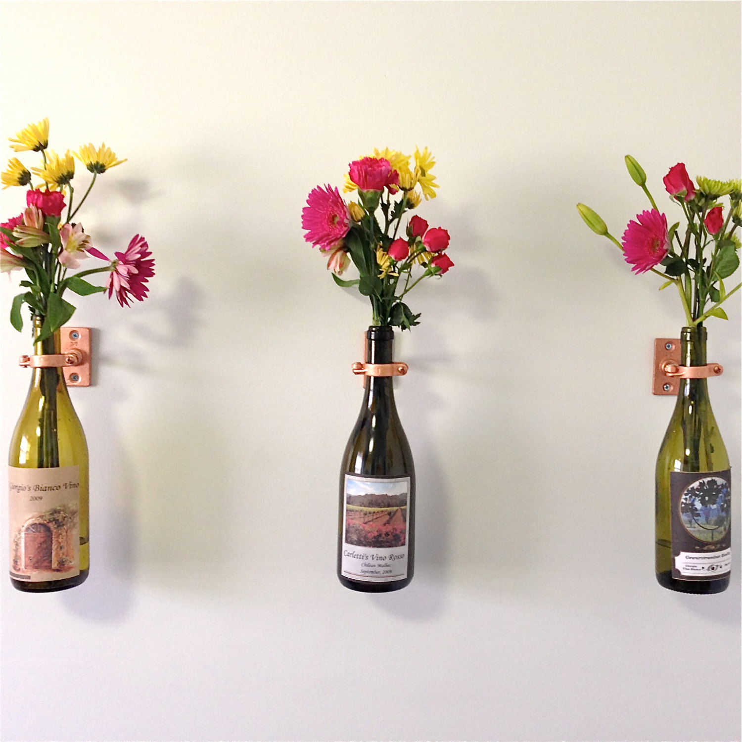 5 Ways To Reuse A Wine Bottle In An Rv