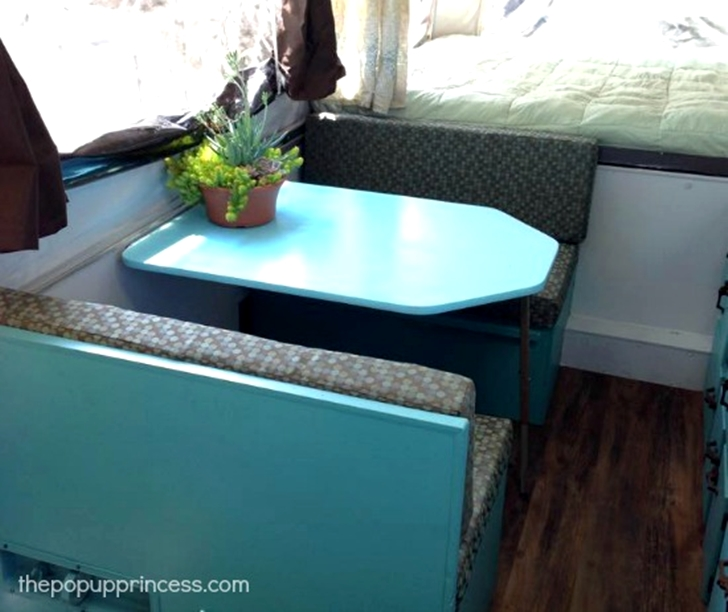 5 Simple Ways To Makeover Your Rv Dining Table