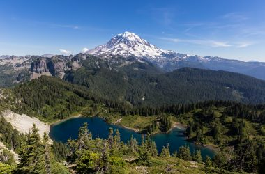 See Mountains, Waterfalls And More At Mount Rainier National Park