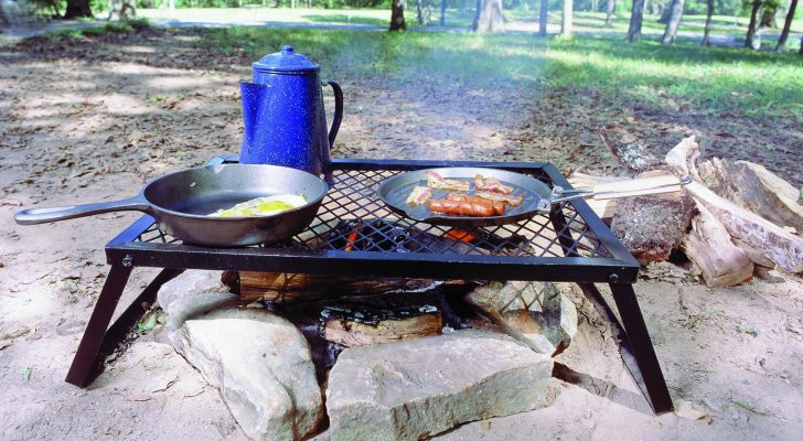 15 Awesome Tools For Cooking Over The Campfire