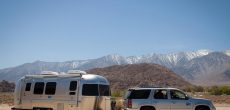 You Can Now Rent An Airstream With Its Own Tow Vehicle