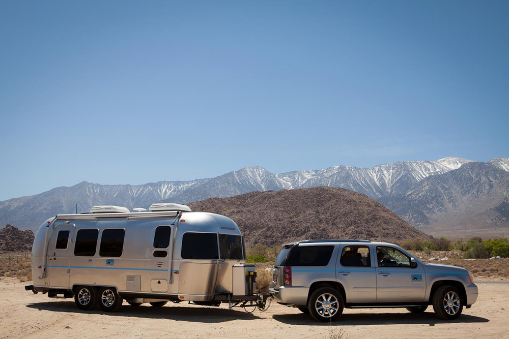 Airstream Rentals In Los Angeles Las Vegas Bozeman And Rhode Island