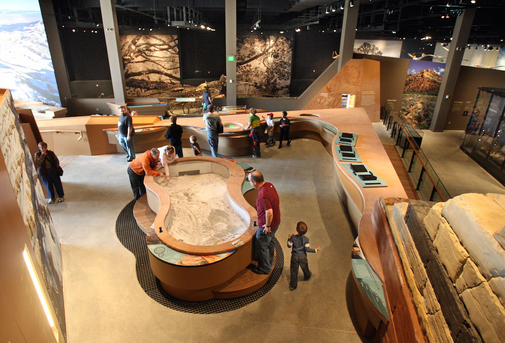 Lands Exhibit - Natural History Museum of Utah