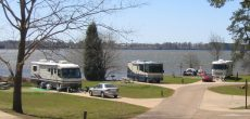 10 Scenic COE Campgrounds With Beautiful Water Views