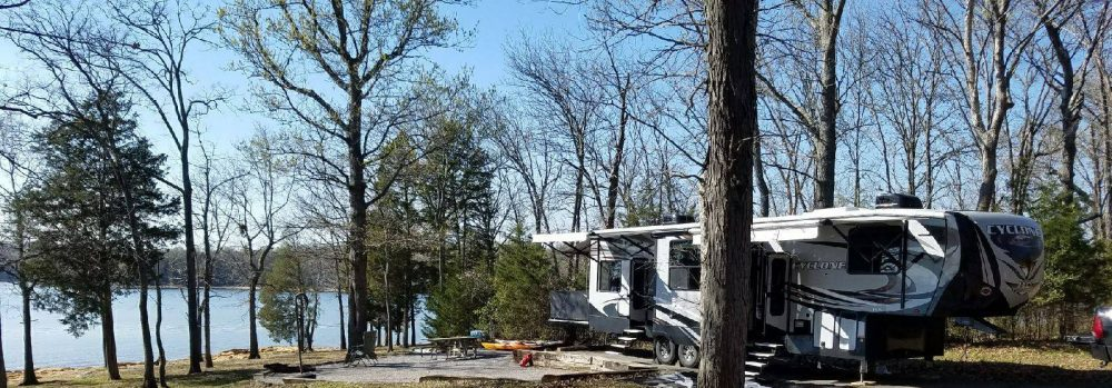 10 Army Corps of Engineers (COE) Campgrounds With Water Views