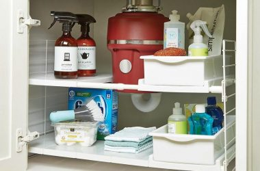 8 Easy Ways To Organize Your RV Bathroom Storage