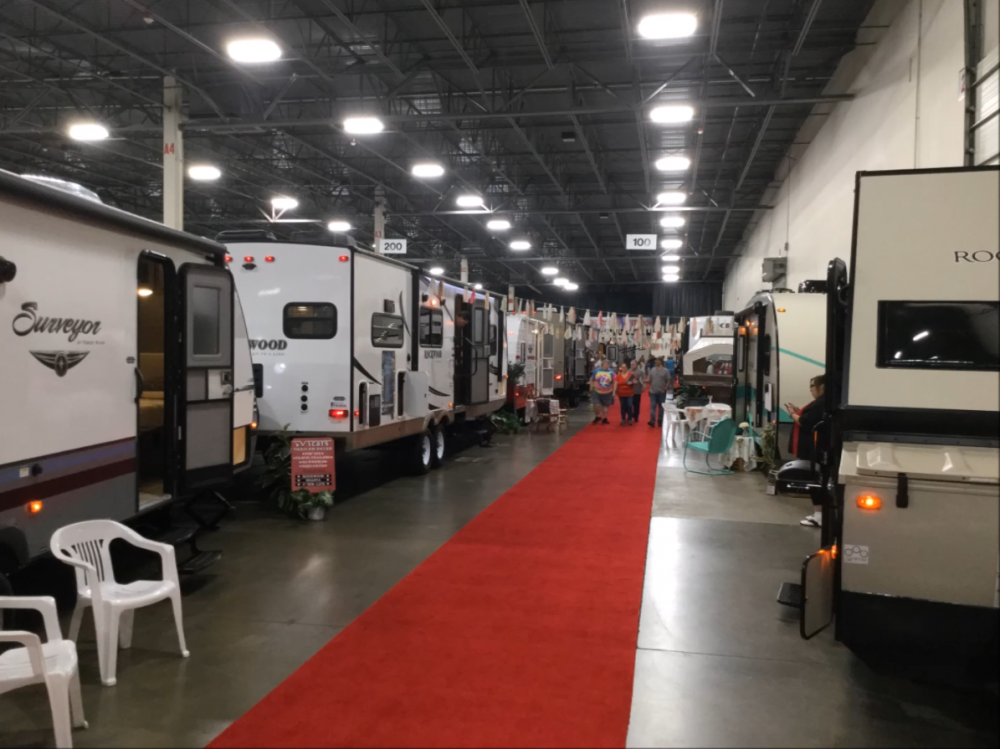 fall RV shows