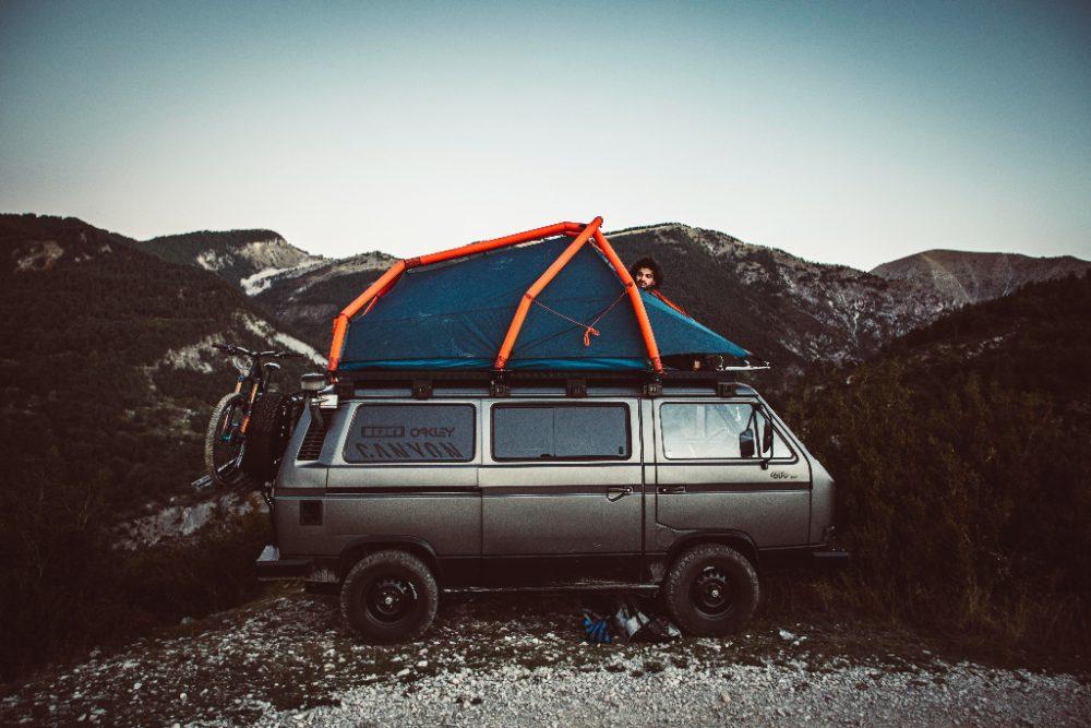 Restored Van Road Trip Video