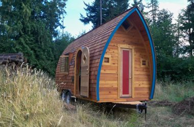 These Tiny Towable Houses Are Amazing Works Of Art