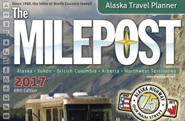 You'll Want This Travel Guide If You're RVing In Alaska