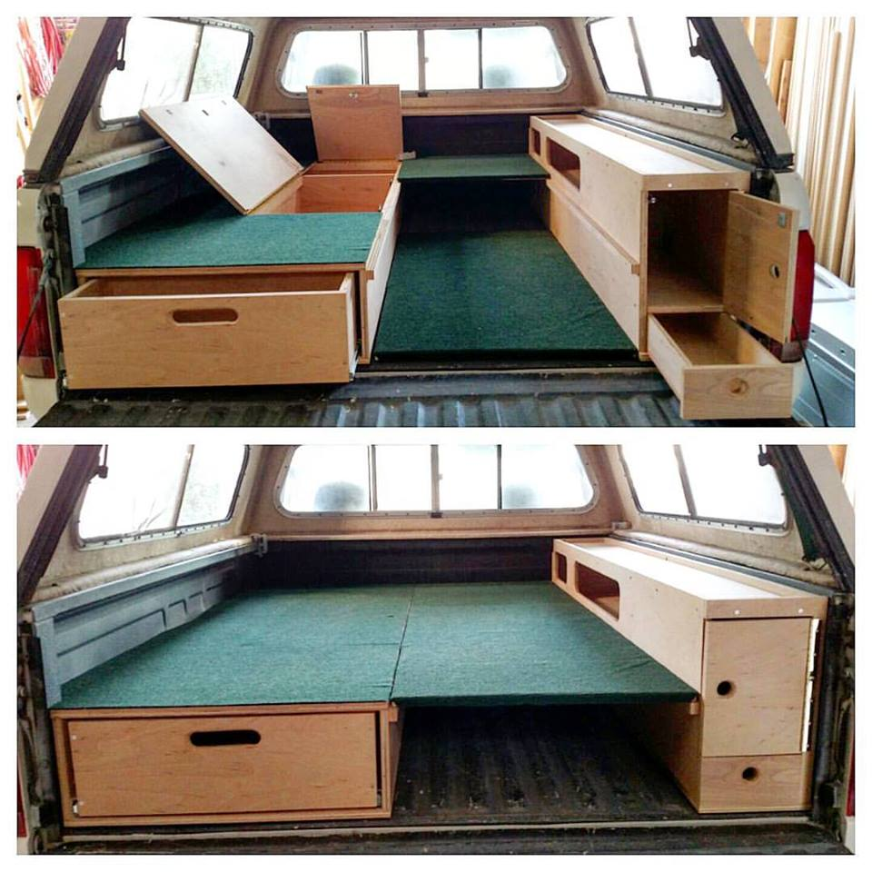 Solid Wood Worx Builds Van And Truck Conversions