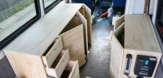 This Carpenter Builds Simple, Smart Van Conversions