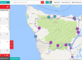 How To Plan Your Route And Find Campgrounds Using RV Trip Wizard